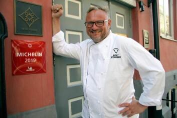 Bent Stiansens Statholdergaarden har hatt en Michelin-stjerne i 23 år.