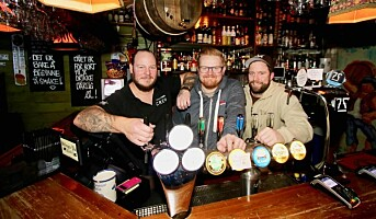 30 år med Svingen Pub