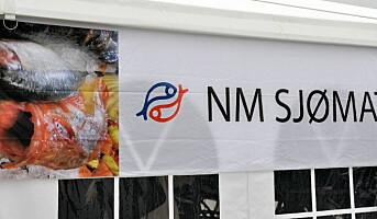 NM i Sjømatprodukter og NM i Sjømat på Matstreif
