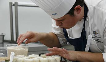 12 klare for NM i kokkekunst