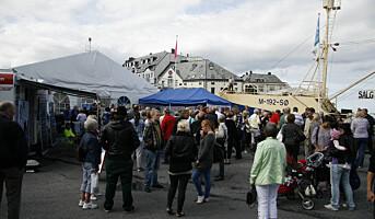 Billedserie: Matfestivalen i Ålesund 2009.