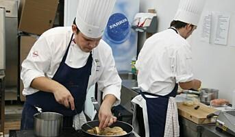 Trondheim får kokke NM 2010