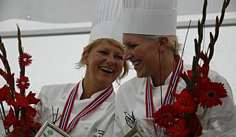 Katrine og Anne Lise i særklasse