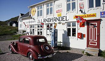 Kongsfjord Landhandel og Café