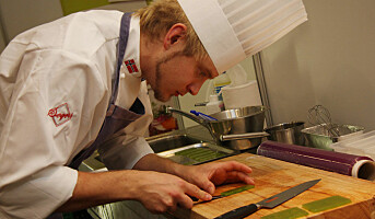 Sveian ble Nordic Chef of the Year