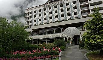 Hotel Alexandra i Loen
