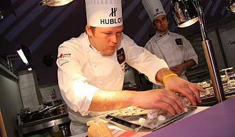 Bocuse dOr 2011 - time for time