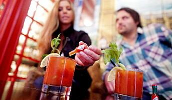 Bloody Mary  retrodrinken er blitt populær igjen