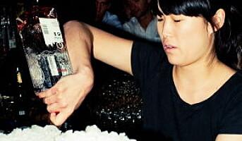 Sarah Jägenstedt kåret til Oslos beste bartender