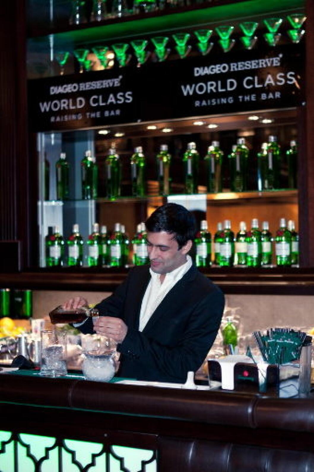 World Class Alexandre Pereira Puas