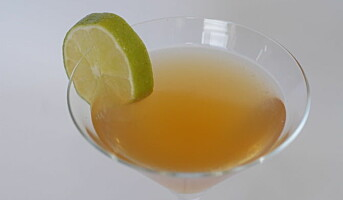 Kontinental Bar: Madagascar Sour