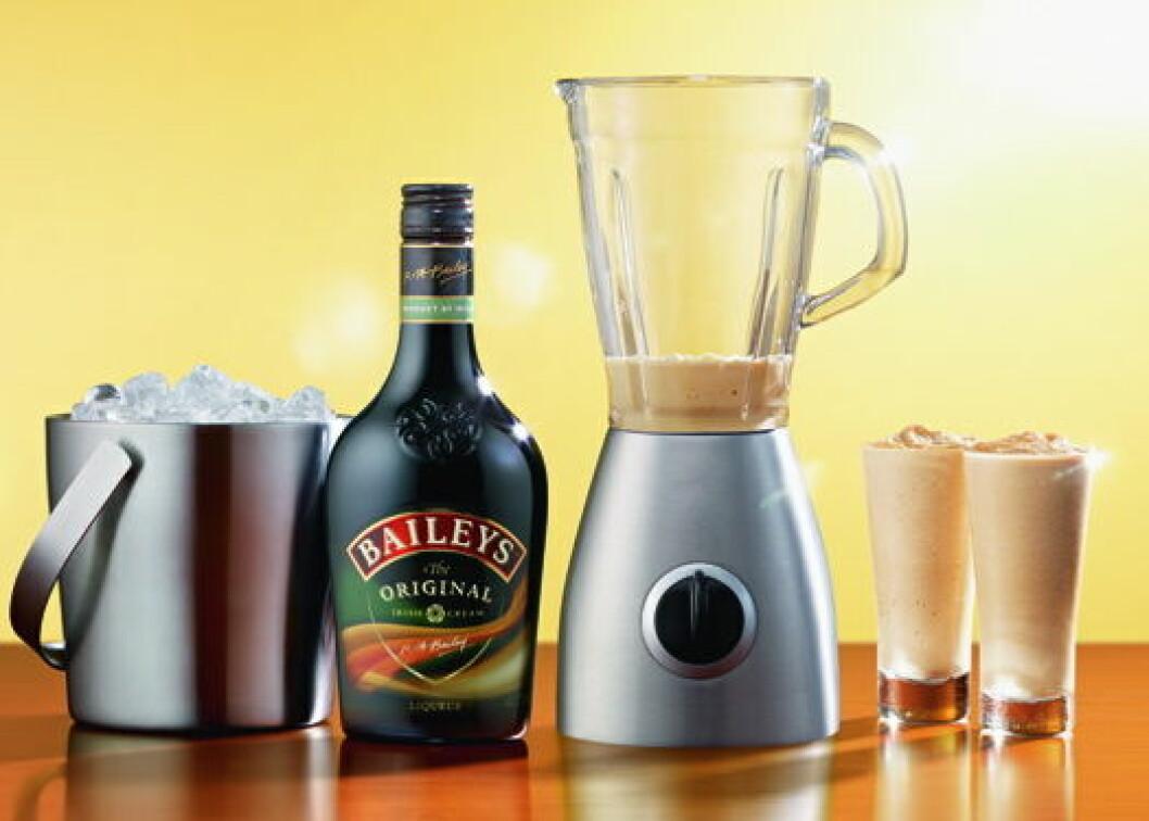 Baileys med blender