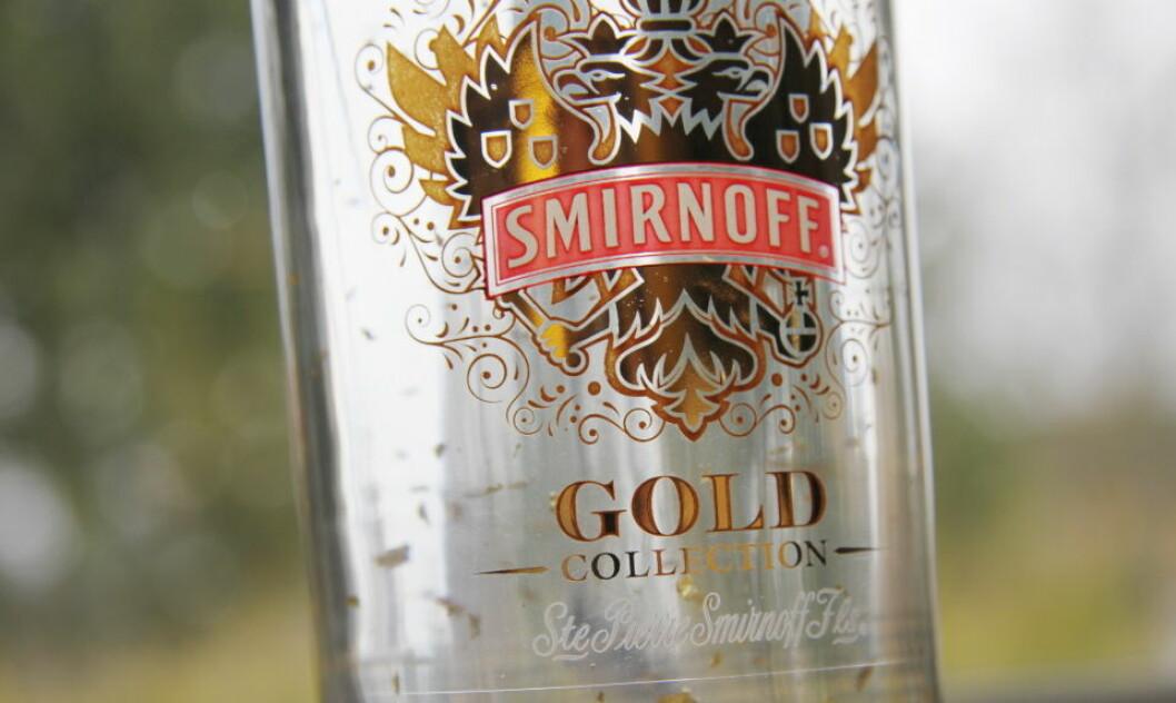 Smirnoff Gold3