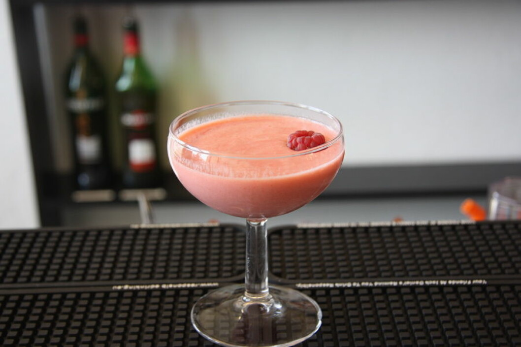 Amarula Raspberry Dream