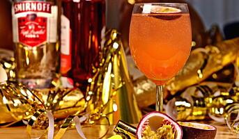 Feir nyttår med spennende drinker