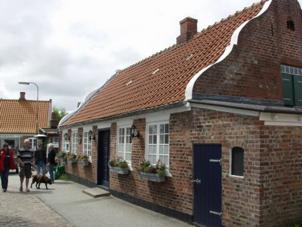 DanmarkRestaurantColourbox