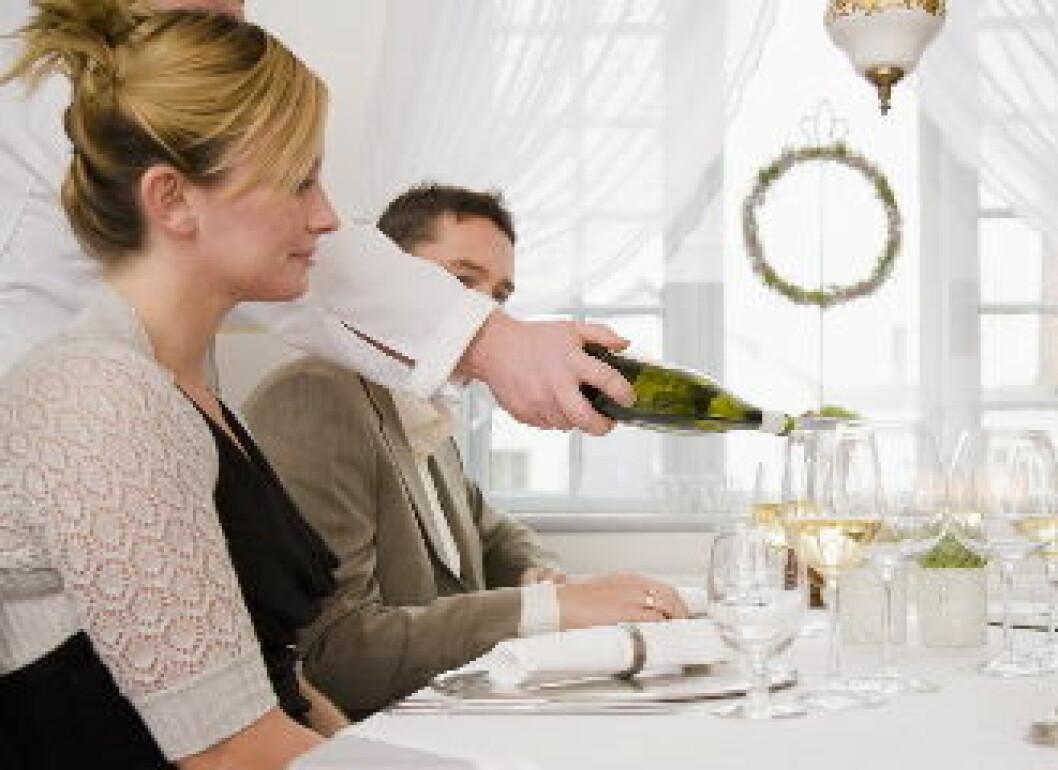 Vin servering1