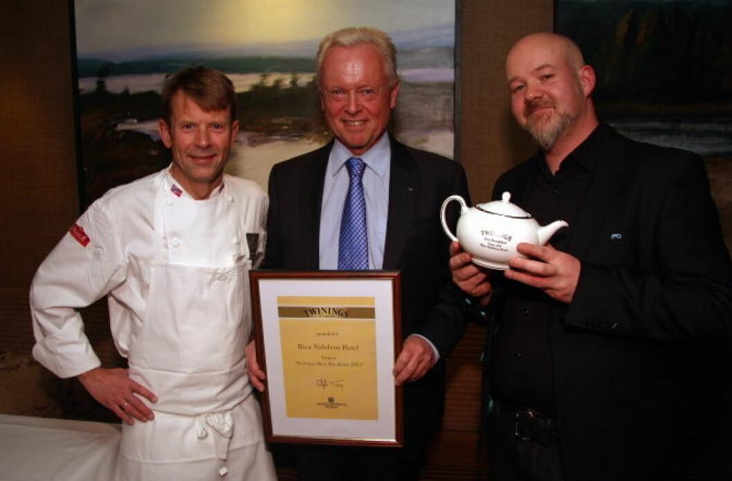 Rica Nidelven Twinings Best Breakfast 2013 Underthun Gjerde Vesterdal