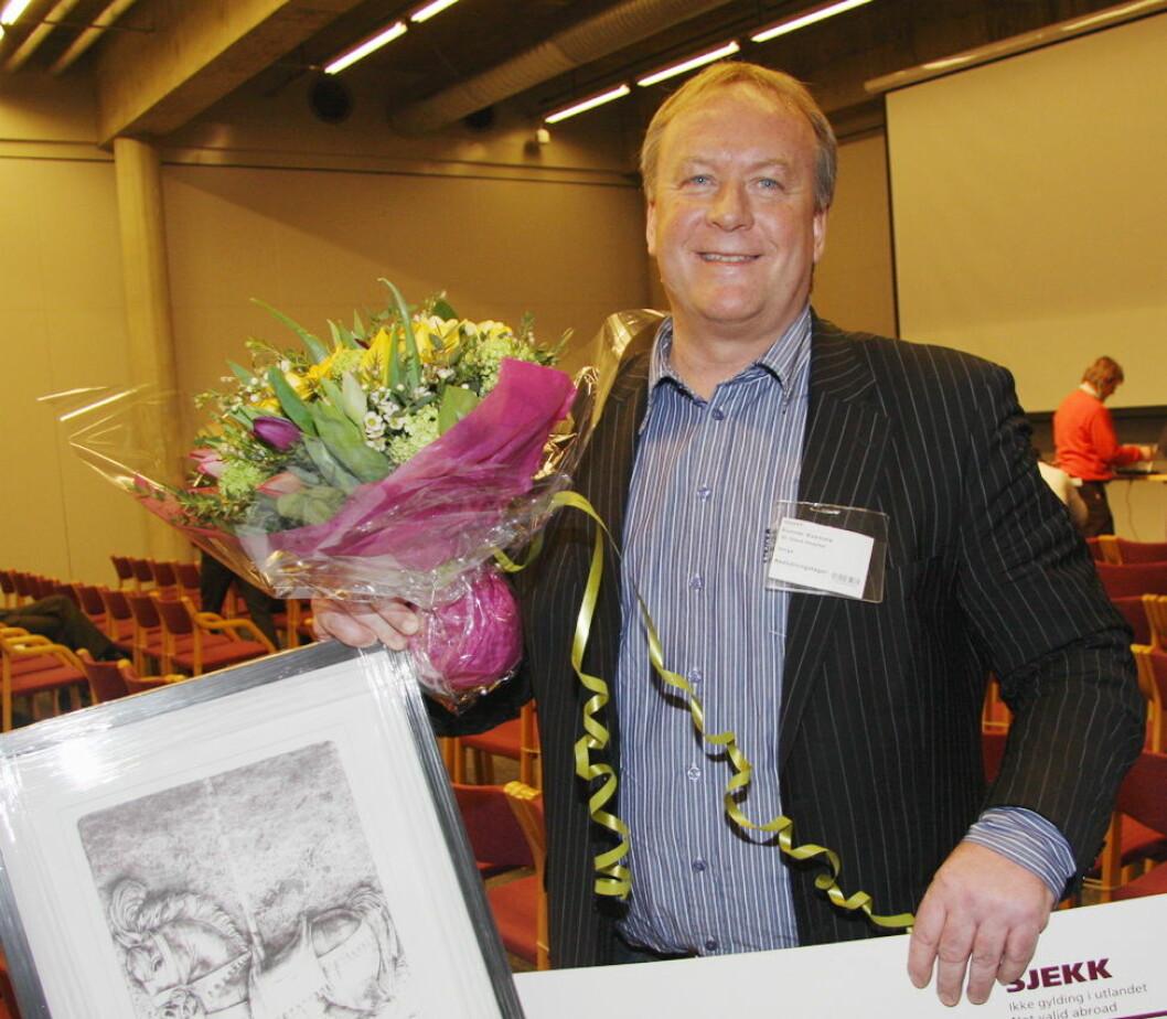 Gunnar Kvamme1