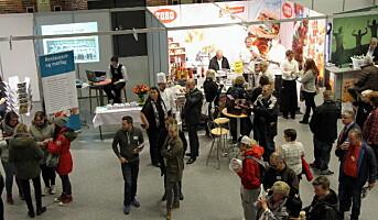 Rekorddeltakelse på Østlandske Storhusholdning