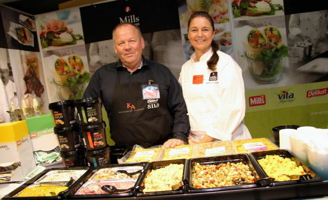 Emil H Fjeld og Maria Kristiansen Mills Proff Partner (3)