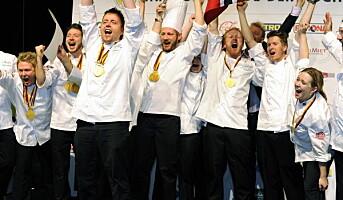 Norge tok gull i kokke-OL