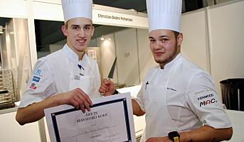 Pettersen vant Årets Masahiro-kokk 2014