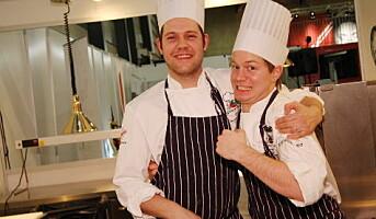 Vant Årets Grønne Kokk 2011