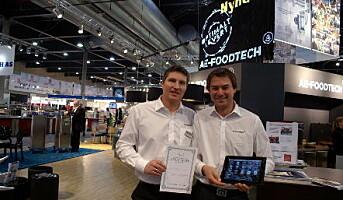AE Foodtechs stand kåret til den beste på Smak 2011