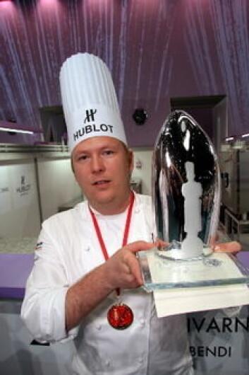 Gunnar Hvarnes fikk sølv i EM og bronse i VM. (Foto: Morten Holt)