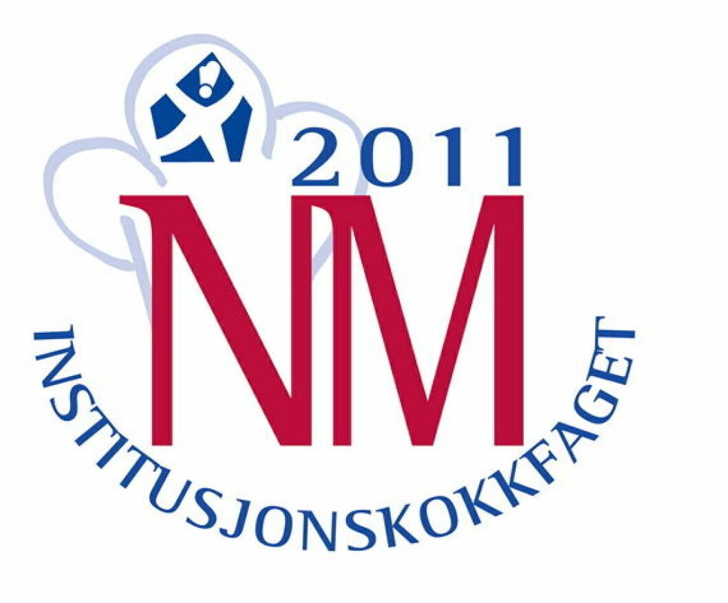 Smak2011NM-logo 2011 Institusjonskokkfaget