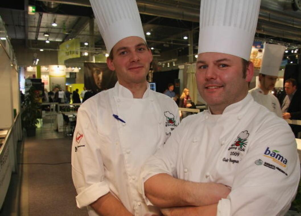 Årets grønne kokker 2009