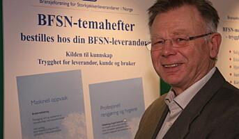 Lager storkjøkkenmuseum på Smak 2011