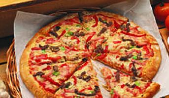 Nasjonalt pizzamesterskap for proffer på Smak 2011
