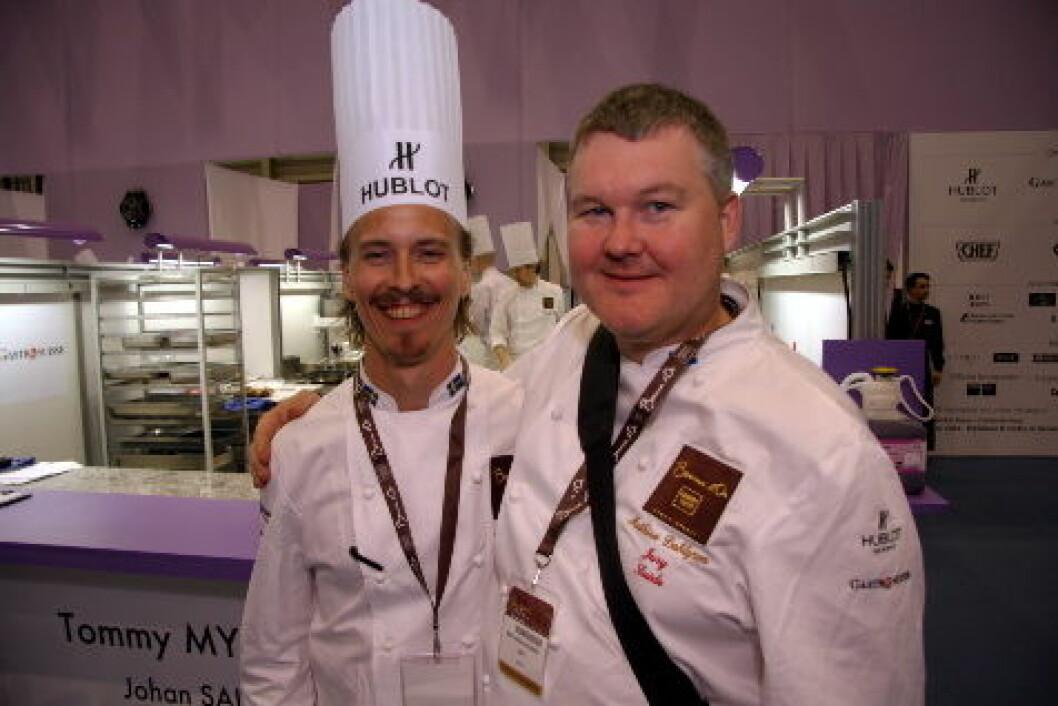 Paul Svensson og Mathias Dahlgren (4)