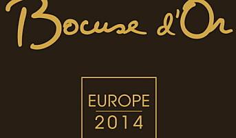 Hvem får Bocuse d`Or Europe 2014?