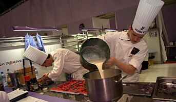 Bocuse d`Or: Full fart i konkurranse-boksene