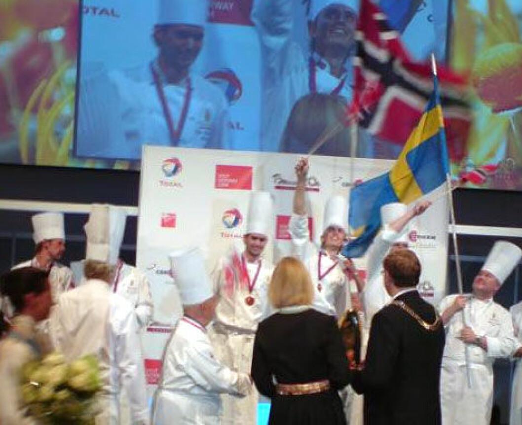 Bocuse d Or - Norge vant
