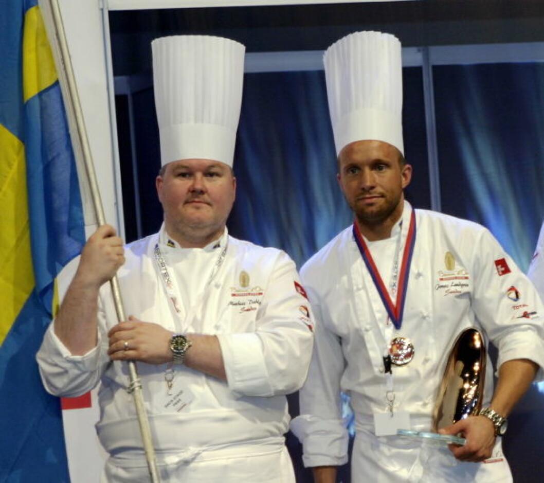 Mathias Dahlgren og Jonas Lundgren