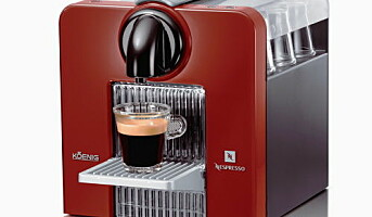 Nespresso offisiell kaffe for Bocuse d`Or Europe