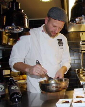 Tom Victor Gausdal tok sølv i 2005, og tapte gullet med knappest mulig margin. (Foto: Morten Holt)