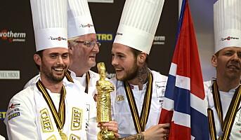 Norge har den beste kokken i verden!