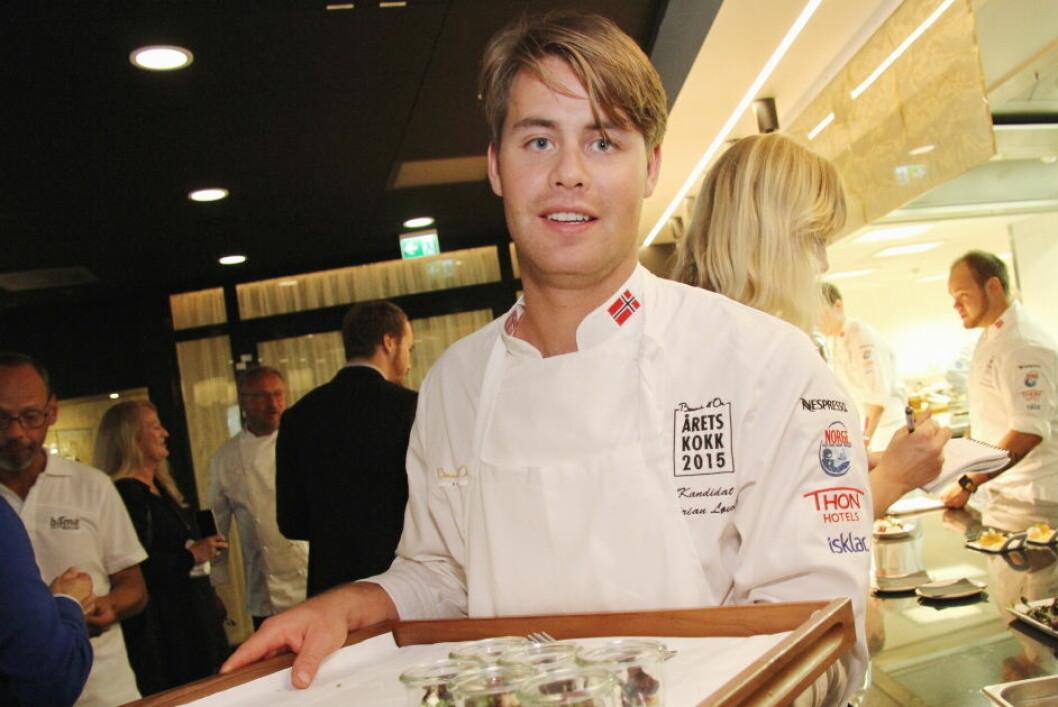 Adrian Løvold (19)