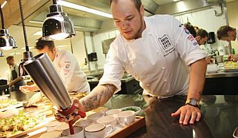 Årets kokk 2015: Christian A. Pettersen