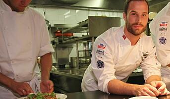 Årets kokk 2015: Adam S. Bjerck