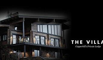Copperhill åpner dørene til Stordalens villa i Åre