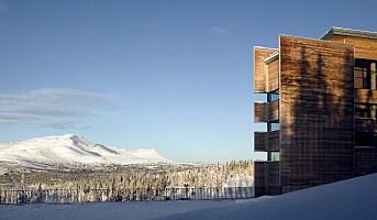 Choice overtar Copperhill Mountain Lodge i Åre