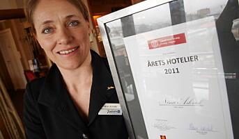 Årets Hotelier bytter hotell
