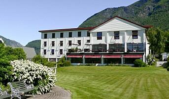 Overtar hotell i Luster
