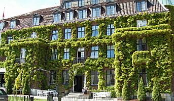 Overtar forvaltning av åtte norske hotelleiendommer